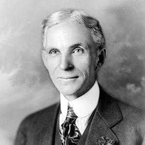 Henry Ford, elita.ch
