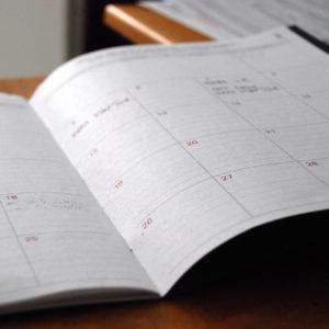 Stellensuche in den Tagesablauf integrieren