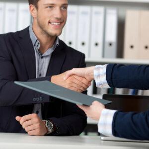 Elita - Social Distancing - auch am ersten Tag im neuen Job