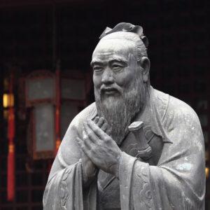 Elita: Zitat von Konfuzius